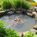 природный фонтан