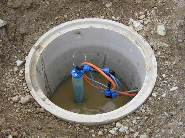 скважина для воды