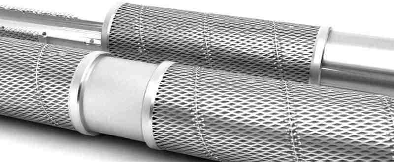 механический фильтр для скважины
