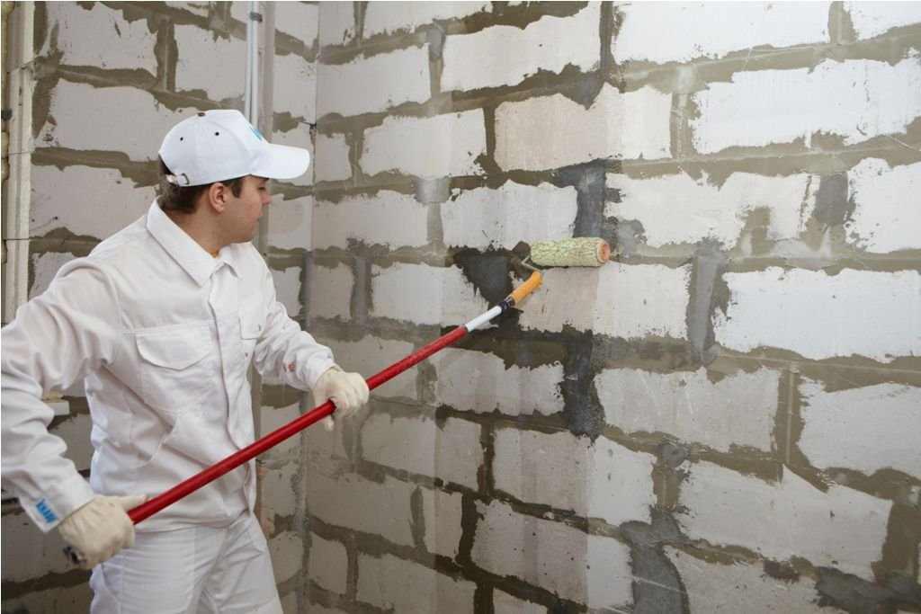 как выбрать грунтовку для стен