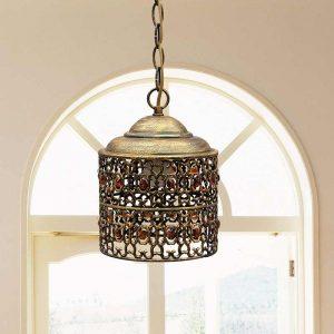 люстра в арабском стиле
