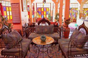 декор в марокканском стиле