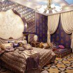 арабская спальня