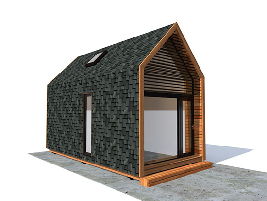 простейший дом